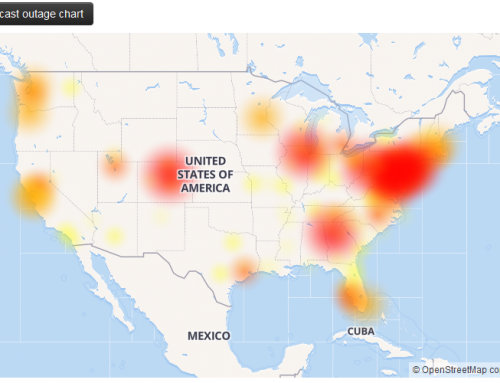 Major Internet Outage in NJ and Across the Nation